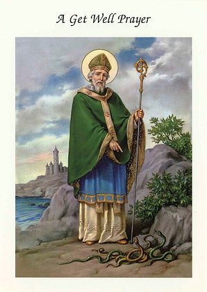 A Get Well Prayer - St Patrick GW3