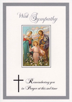 With Sympathy, Holy Family