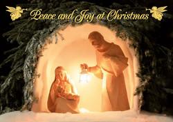 Peace and Joy at Christmas