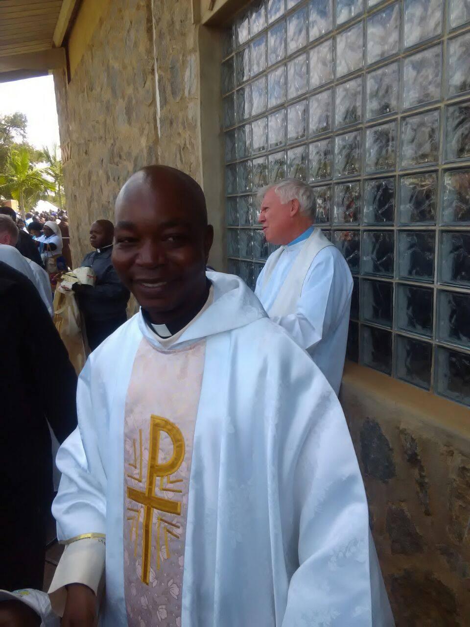 Rev William Banda