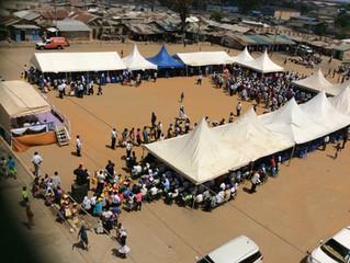 Kenya - Praying for a peaceful election