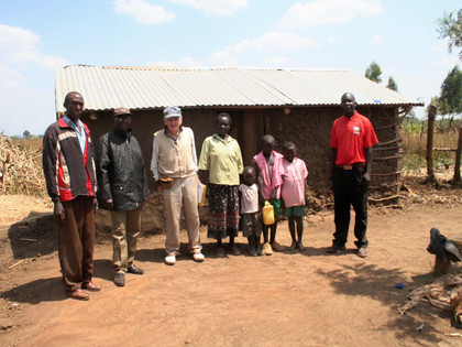 Projects in Kenya - Fr Fintan McDonald