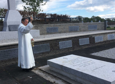 Recorded Mass for Cemetery Sunday Kiltegan