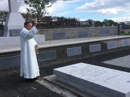 Recorded Mass for Cemetery Sunday Kiltegan