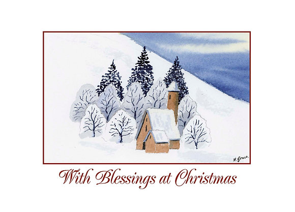 With Blessings at Christmas