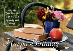 Happy Birthday, Seat