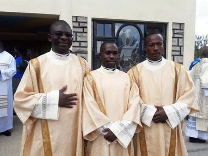 Diaconate Ordinations in Kenya