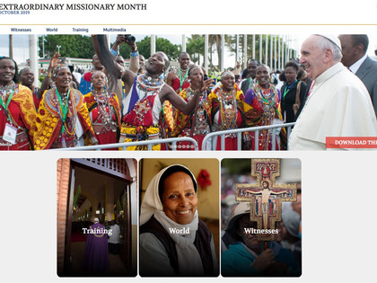 Extraordinary Month of Mission October 2019
