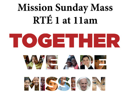 Mission Sunday, October 20th