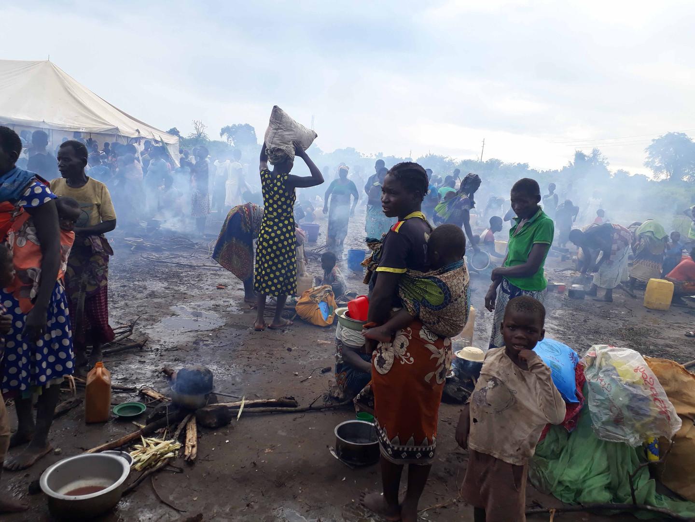 Nchalo Camp, Malawi