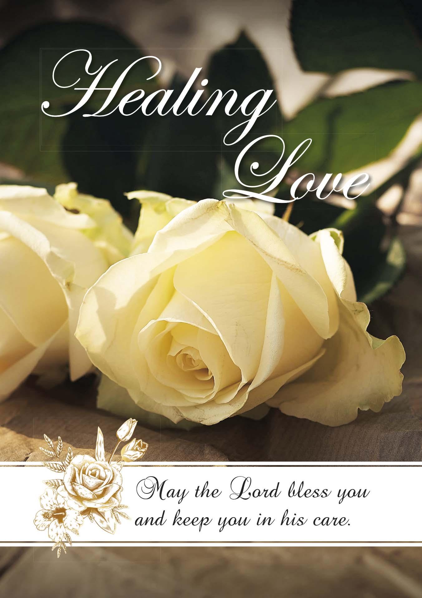 New! - Healing Love