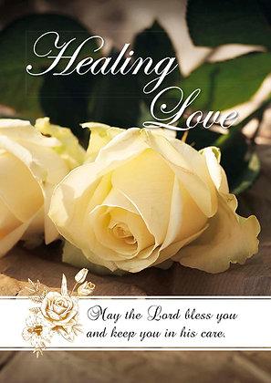 Healing Love - White Roses