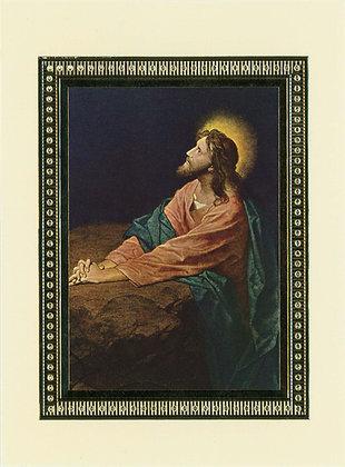 Jesus in the Garden SY2