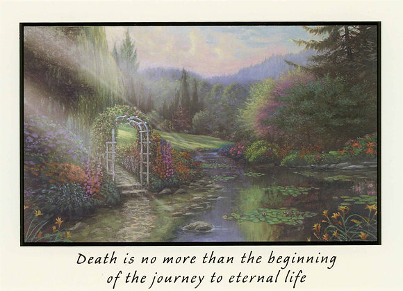 Death is no more than the beginning.... MA2