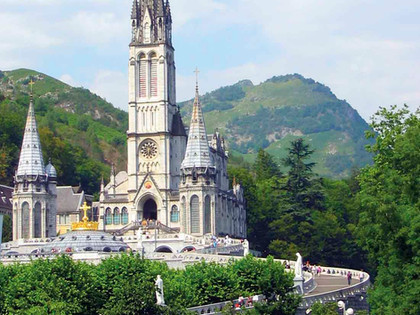 Lourdes Pilgrimage Draw 2017