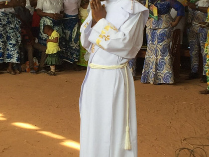 Ordination In Nsukka, Nigeria
