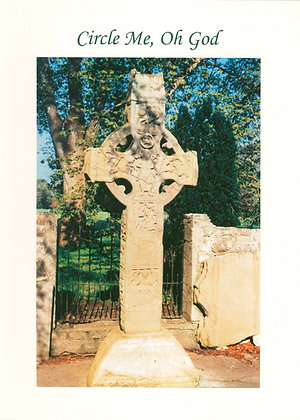 Circle me, Oh God - St Colmcille's Cross CM1