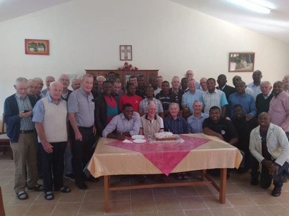 East Africa, Pre-Chapter Assembly