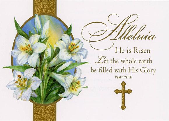 Alleluia, He is Risen… EA1