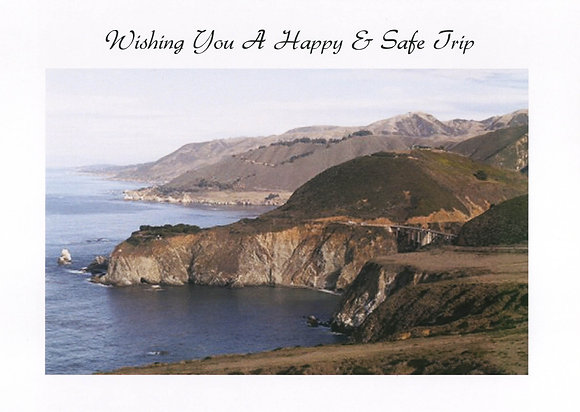 Wishing You A Happy and Safe Trip - BV2
