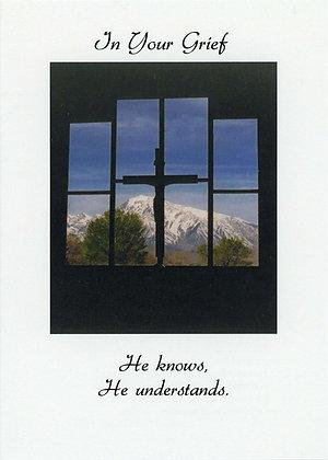 In Your Grief, Bishop CA, GR2