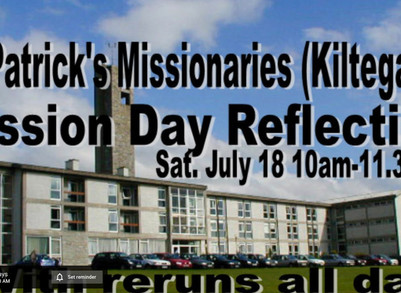 Link for Society Mission Day UK Online