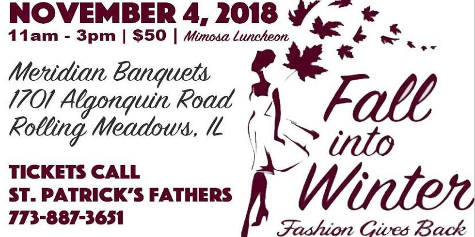 St Patrick Fathers Fashion Show (1)