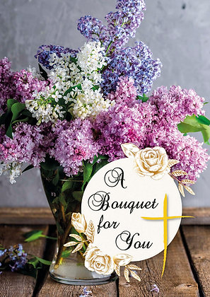A Bouquet for You - Lilac
