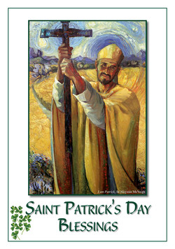 St Patrick's Day Blessings
