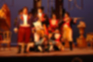 Live Theater performance with the crew of an old ship