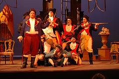 Cours de théâtre musical