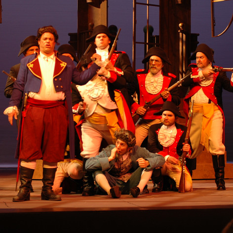 Male Musical Theatre Actors
