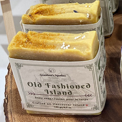 Old Fashioned Island Soap
