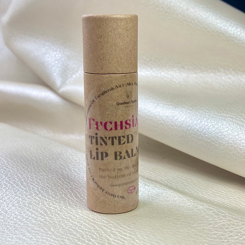 Fuchsia Tinted Lip & Cheek Balm