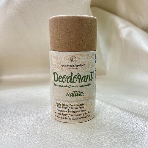Deodorant - Be nature my friend -