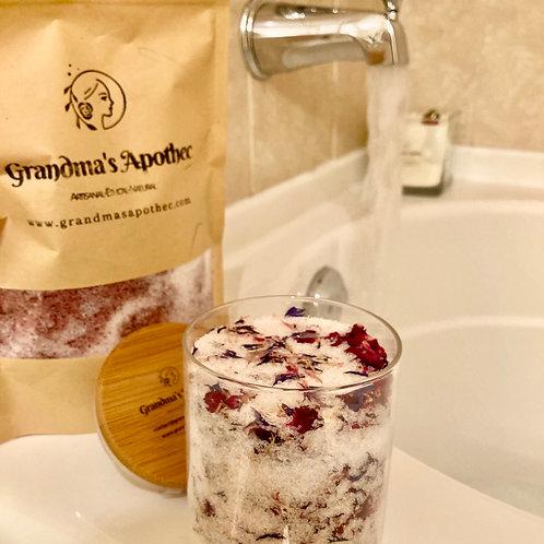 Botanical Bath Salt
