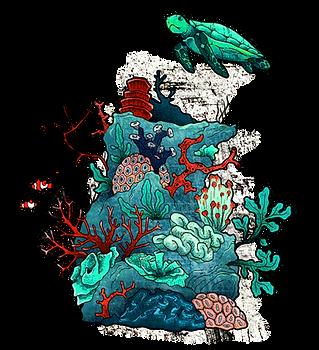 subaquatic Życie