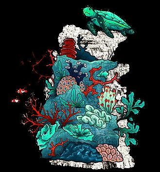 La vie subaquatique