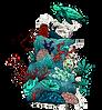 La vida subacuática