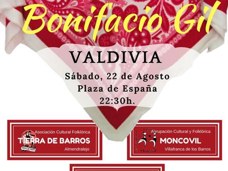 "XXI Festival Autonómico de Folklore ""BONIFACIO GIL"" - Sede Valdivia"