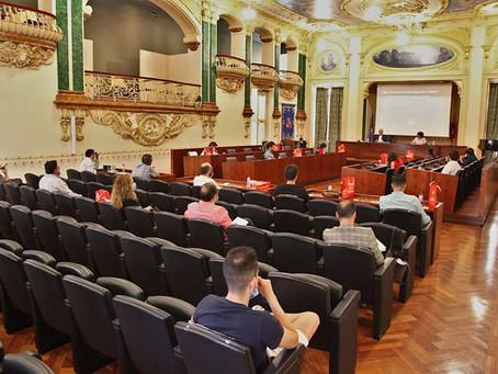 Reunión Representantes ámbito Musical - Diputación de Badajoz