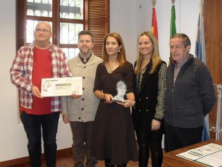 Entrega del Premio Isabel Gallardo