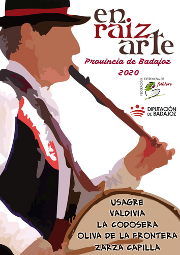 Programa ENRAIZARTE - Badajoz