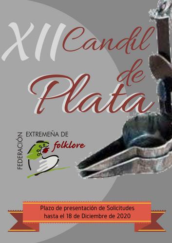 XII Premio CANDIL DE PLATA