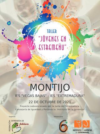 Cartel Taller Jovenes en Estremeñu - Montijo.jpg