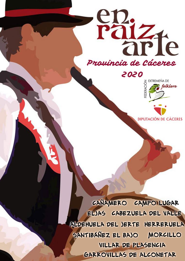 Programa ENRAIZARTE - Cáceres