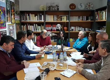 Reunión Consejo de Investigación - Badajoz