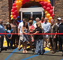 archibalds restaurant ribbon cutting enterprise funding inland empire southern california small business sba 504 loan loans financing