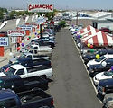 camacho auto sales lancaster ca small business sba 504 loan financing antelope valley southern california