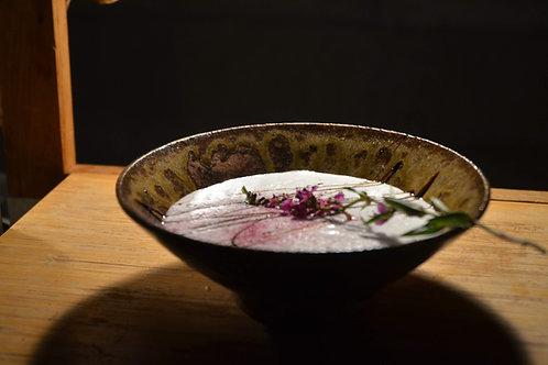 Karatsu flat bowl / Karatsu / 19th-20th century